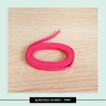 Elástico Chato - 7mm