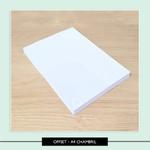 Papel Offset A4 - 180g