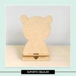Suporte Celular Urso
