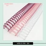 Wire-o 9/16 - PASSO 3X1