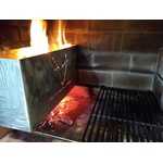 Fire Box Inox