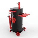 Grillex Drum Smoker Preto