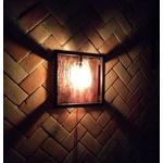 Quadro Luminária London Dry