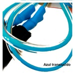 Leash 9'x6mm Comp Tornozelo Longboard RC