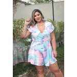 Macaquinho Tie Dye Summer