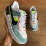 TENIS NK AIR FORCE SHADOW JEANS