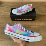 Tênis All Star lona Tie Dye