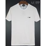 Camiseta Armani Branco Básica