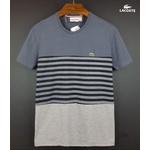 Camiseta Lac Listras Cinza