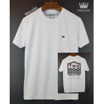 Camiseta Osk Branca simbolo vermelho