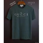 Camiseta Gucci Coton Peruano Verde