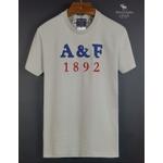 Camiseta Abercrombie AEF Cinza