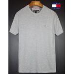 Camiseta Tommy Basica Cinza Estonada
