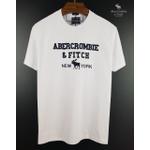 Camiseta Abercrombie Branca
