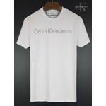 Camiseta CK Branca Escrito