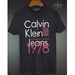 Camiseta CK Preta 1978