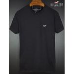 Camiseta Hollister preta básica 1