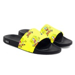 CHINELO SLIDE BOB ESPONJA SMILE