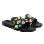 CHINELO SLIDE SUPER MARIO