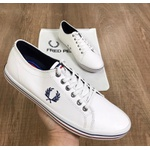 SAPATENIS FRED PERRY BRANCO