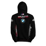 MOLETOM COM CAPUZ BMW