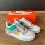 TENIS NK AIR FORCE SHADOW LILAS