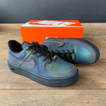 TENIS NK AIR FORCE HOLOGRAFICO