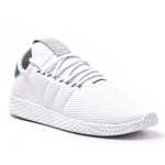 TENIS ADIDAS PHARREL WILLIAMS BRANCO C/ VERDE