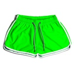 SHORT PRAIA FEMININO GREEN POWER