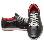 Sapatênis Masculino Stilo Couro Legítimo Tchwm Shoes