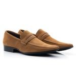 Sapato Mocassim Masculino Solado em Borracha