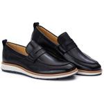 Loafer Masculino Premium Couro Conforto