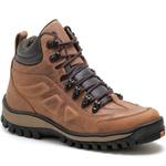 Bota Coturno Adventure em Couro Tchwm Shoes