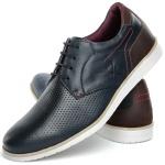 Sapato Oxford Masculino Couro Conforto