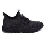 Tênis Masculino em Couro Tchwm Shoes Sneaker Jet