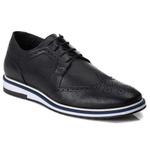 Brogue Esporte Fino Tchwm Shoes em Couro Legitimo
