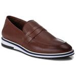 Loafer Esporte Fino Tchwm Shoes em Couro Legitimo