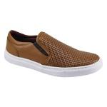 Iate Masculino Tchwm Shoes Couro Confort Tressê
