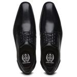 Sapato Social Premium em Couro Preto
