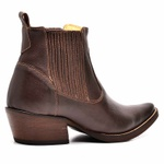 Bota Masculina Country 6024 Chocolate