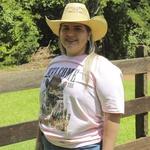 Camiseta TexasKing Feminina Wild West Bandida Rosa