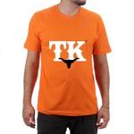 Camiseta TexasKing TK Laranja