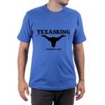 Camiseta TexasKing Country Life Azul