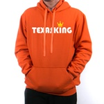 Moletom Country TexasKing Laranja Unisex