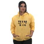 Moletom Flanelado TexasKing Country Life Amarelo