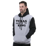 Moletom Flanelado TexasKing Country Life Mescla