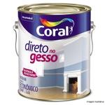 TINTA ACRILICA DIRETO NO GESSO 3,6L CORAL