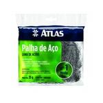 PALHA DE AÇO N°1 25G ATLAS