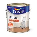 MASSA CORRIDA 6KG CORAL