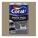 TINTA ACRILICA PREMIUM FOSCO CONCRETO PARA PISO 18L CORAL